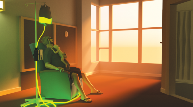 A Father, a Dying Son, and the Quest to Make the Most Profound Videogame Ever
